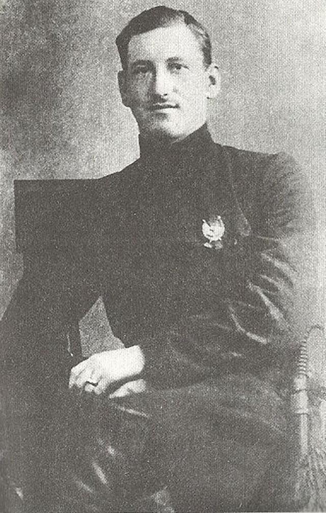 Михаил Ефремов в годы Гражданской войны.