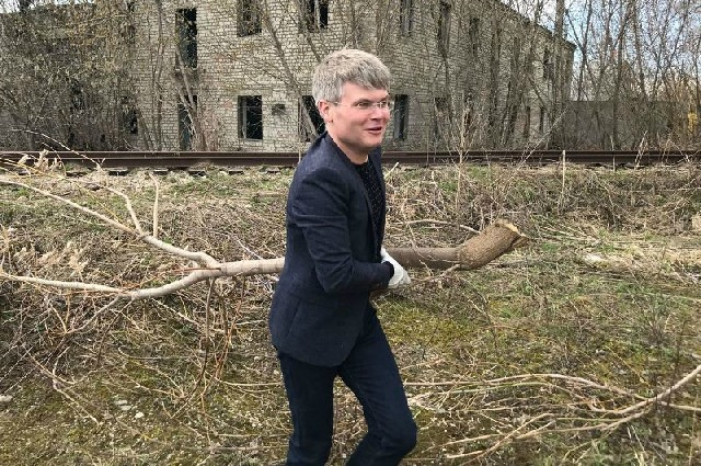 Заместитель председателя правительства Рязанской области Олег Булеков
