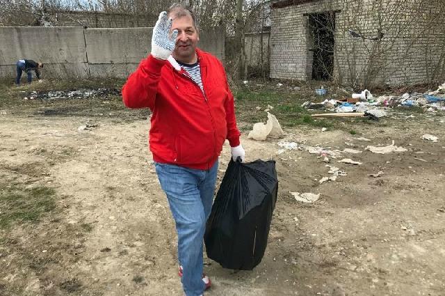Заместитель председателя правительства Рязанской области  Сергей Филимонов
