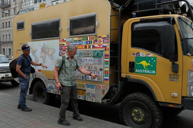 Среди туристов Приморья больше иностранцев.