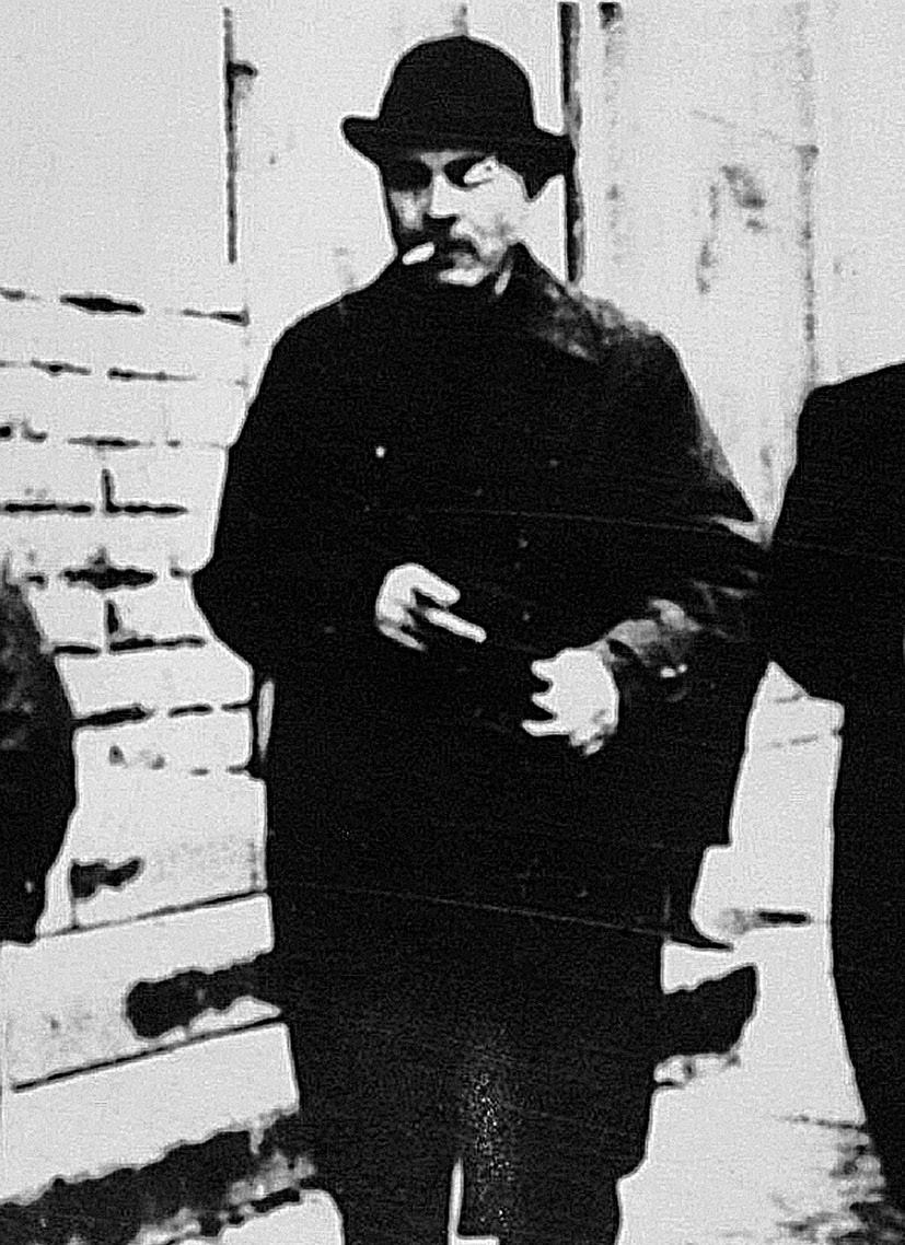 Степан Сахно после войны