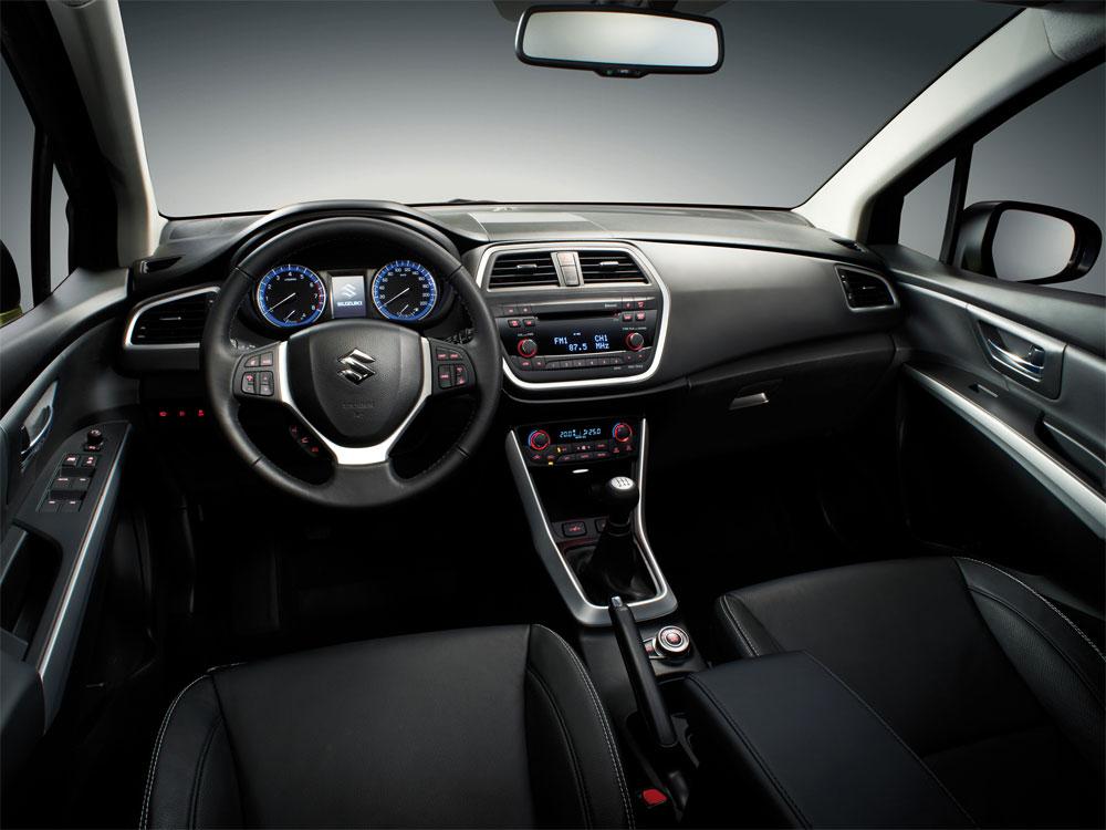 Suzuki SX4.