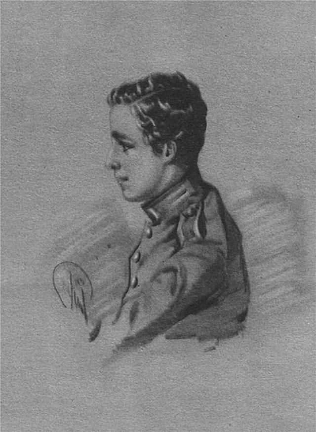 Григорий Александрович Пушкин.