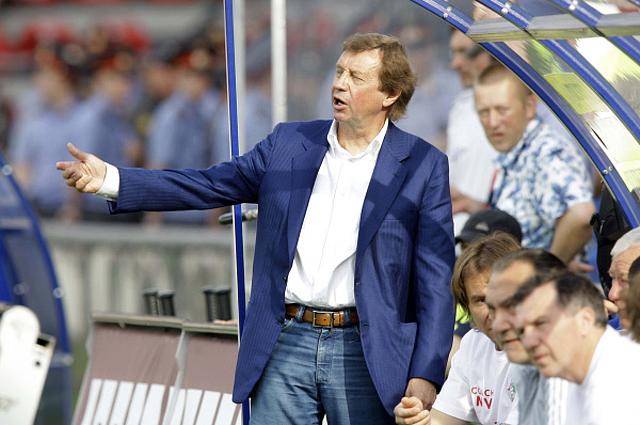 Юрий Сёмин. 2009 год