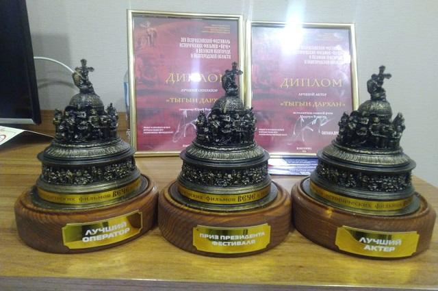 Главные награды присудили якутянам.