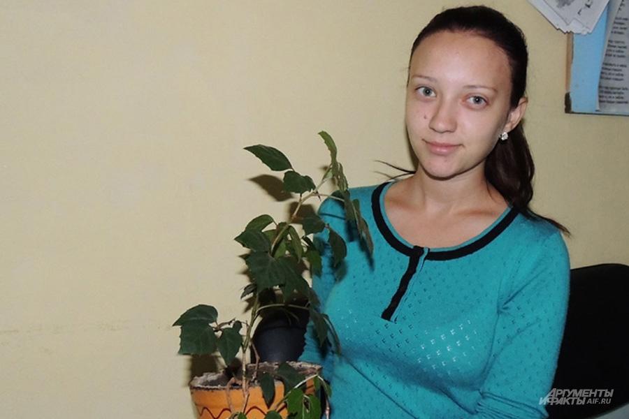 Юлия Редькина считает профессию ландшафтного дизайнера очень востребованной