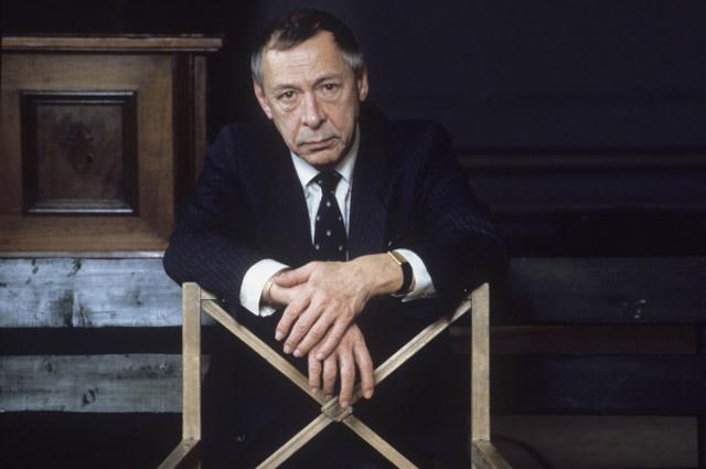 Олег Ефремов. 1987 год