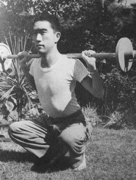 Юкио Мисима.