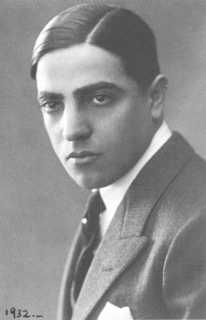 Аристотель Онассис в 1932 году