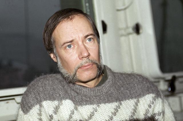 Владимир Конкин. 1998 год