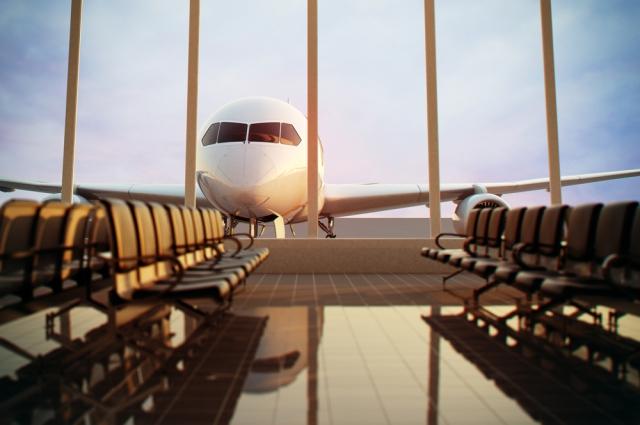 Прямые перелёты из России в Украину будут пока не доступны.
