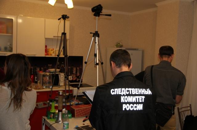 Региональный следственный комитет ведет обыски в офисе у Соколовского.