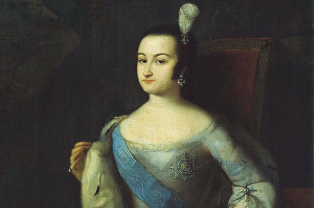 Правительница Анна Леопольдовна. Луи Каравак. Ок. 1740 г.