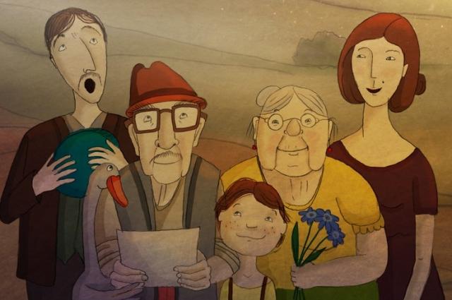 Полиектовы создали мультфильм по одноименной книге итальянской писательницы.