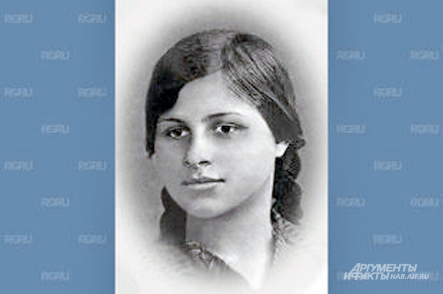 Валентина Цабе-Рябая