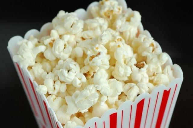 Просмотр фильмов на свежем воздухе воодушевляет.