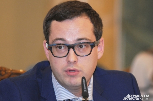 Александр Закондырин.