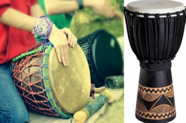 Сергей Махаев: Думаю, что барабан вообще первый музыкальный инструмент на Земле.