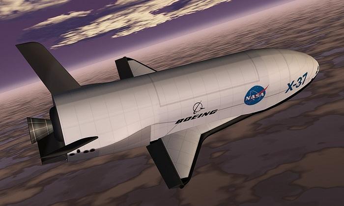 Орбитальный самолёт Х-37
