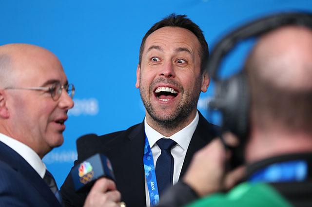 Главный тренер сборной Германии по хоккею Марко Штурм
