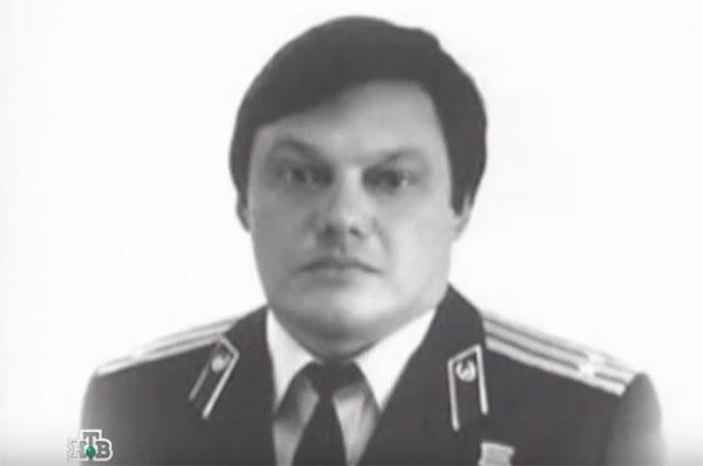 Герой Советского Союза Виктор Карпухин.