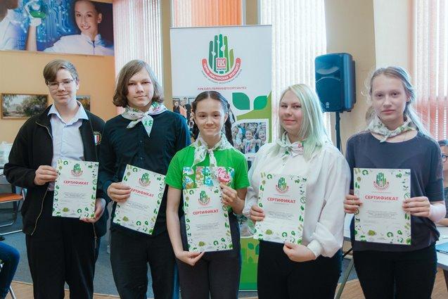 Ученики школы №132 со своим проектом по спортивной орнитологии стали одними из лучших.