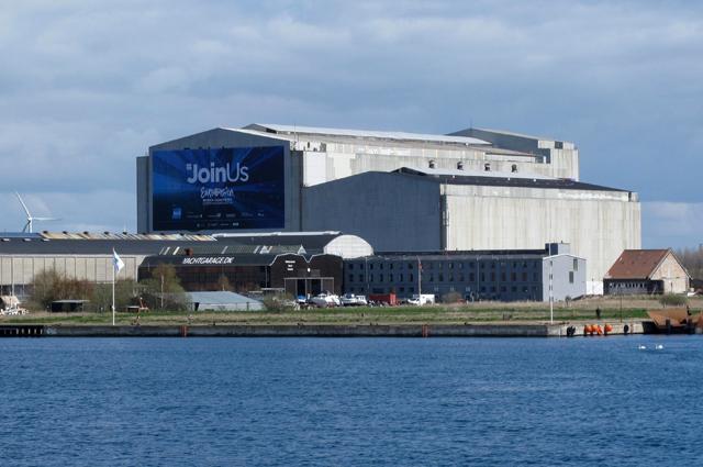 Финал Евровидения-2014 пройдёт в B W Halls, по сути, промышленном здании