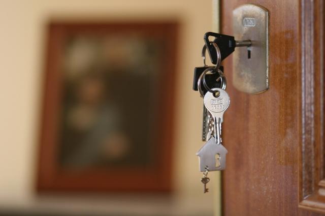 Банк может выставить квартиру на продажу.