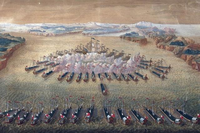 Балтийцы одержали ряд ключевых побед в морских сражениях.