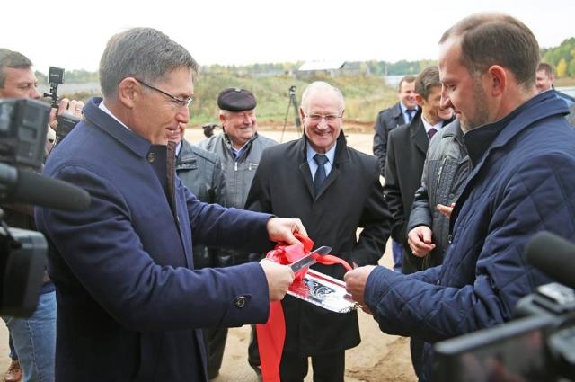 Новый комплекс, открытый 7 октября, - уникальный для региона.