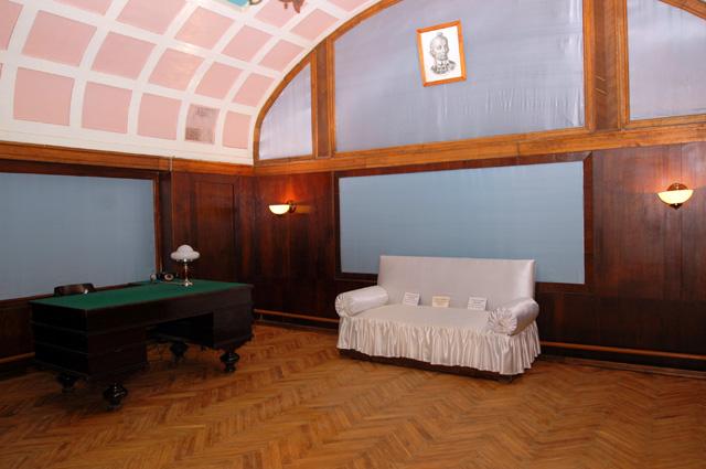 Кабинет И. В. Сталина в бункере Сталина, г. Самара