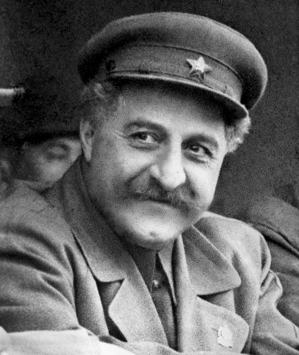 Серго Орджоникидзе. 1936 год