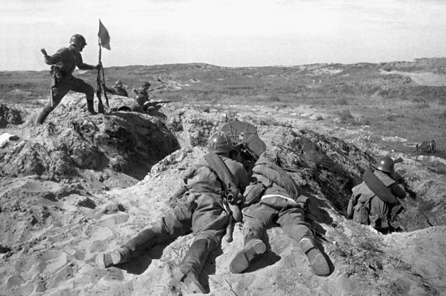 Победа СССР на Халхин-Голе не до конца отрезвила японцев.