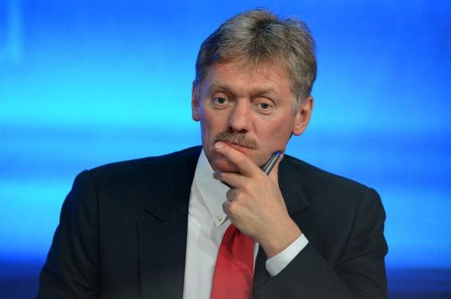 Песков сообщил о разночтениях Украины и РФ в вопросе обмена заложниками