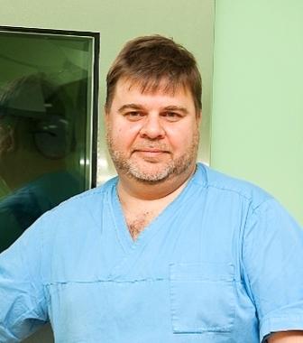 Петр Попов, акушер-гинеколог, главный специалист клиники «Современные медицинские технологии».
