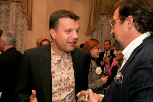 Парфенов уже много лет является одним из самых популярных и востребованных журналистов.