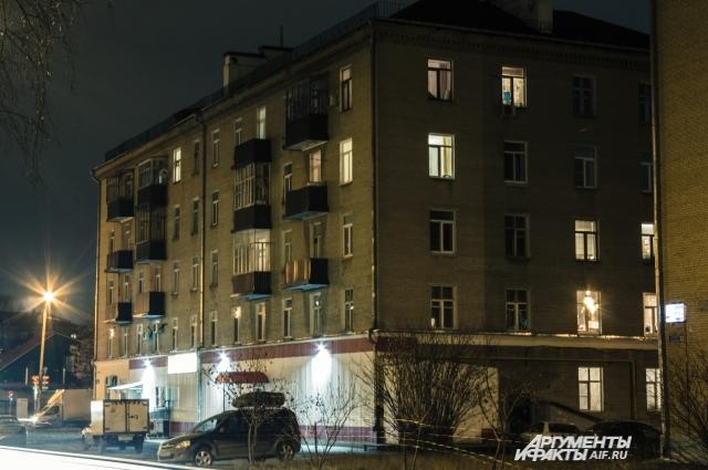 В этом доме в Казани Василий Сталин провел последний год жизни.