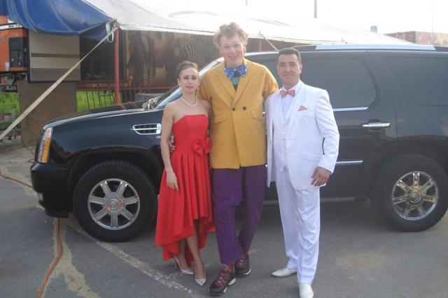 Рашид и его супруга больше никогда не смогут выступать в цирке.