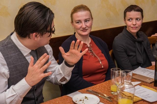 Секретный ужин на тему «Гастрономические секреты Италии».