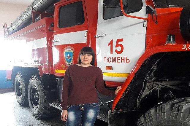 Мария Авдиева спасла из огня девочку