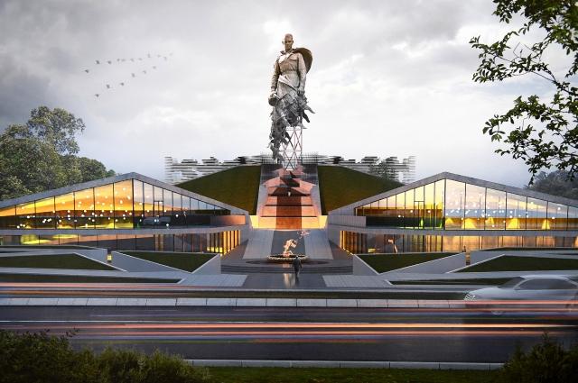 Главное событие, которое может вывести район на новый уровень, станет открытие грандиозного мемориала Советскому Солдату.