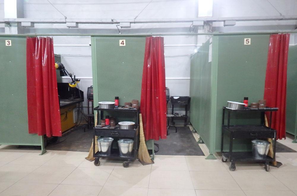 Место проведения экзамена