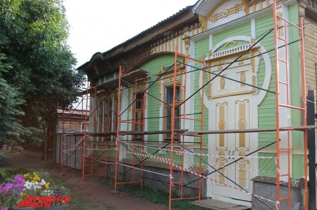 Дом на ул. Кирова, 78
