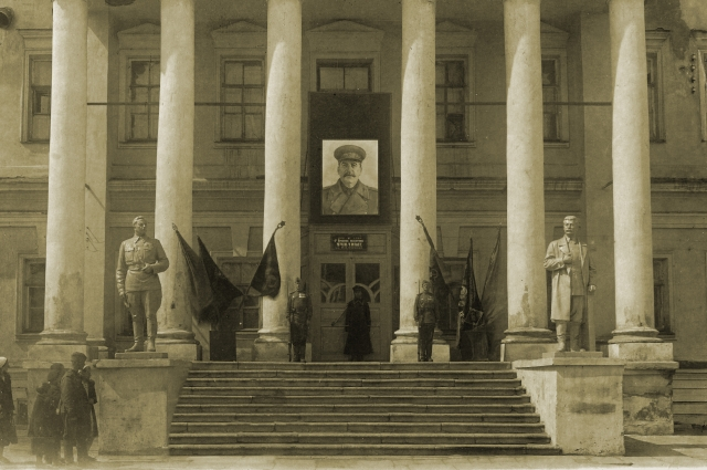 Омск воспитывал лучшие военные кадры страны.