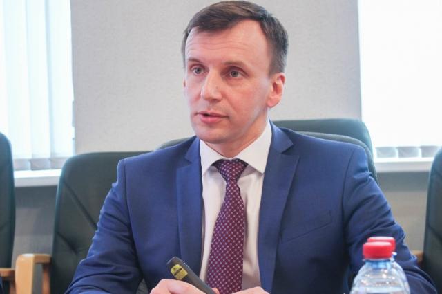 Сергей Ющенко.