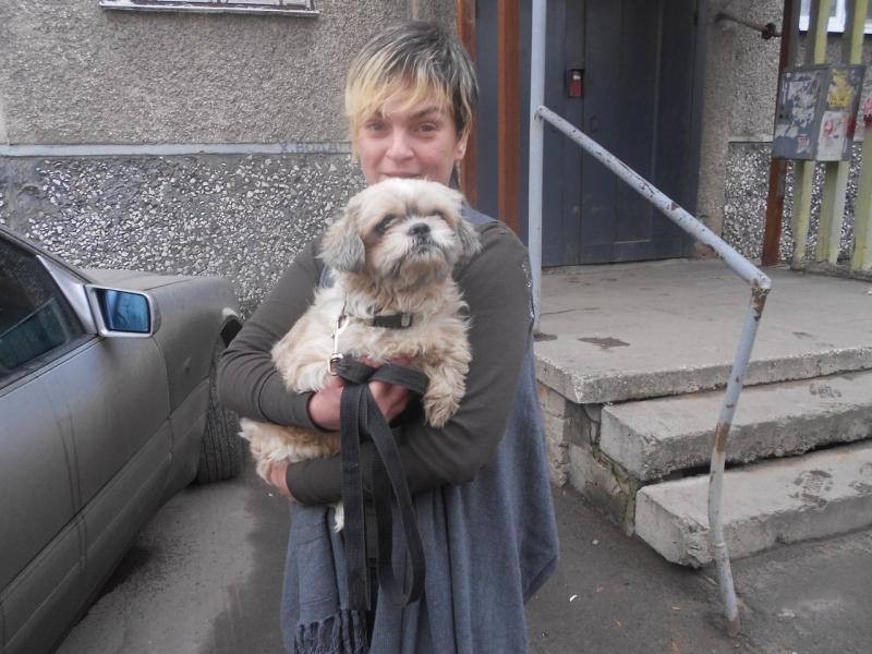 Ольга любит всех собак без исключения