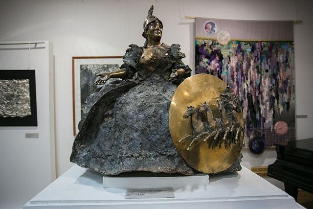 скульптура, Леонид Баранов, Современное искусство