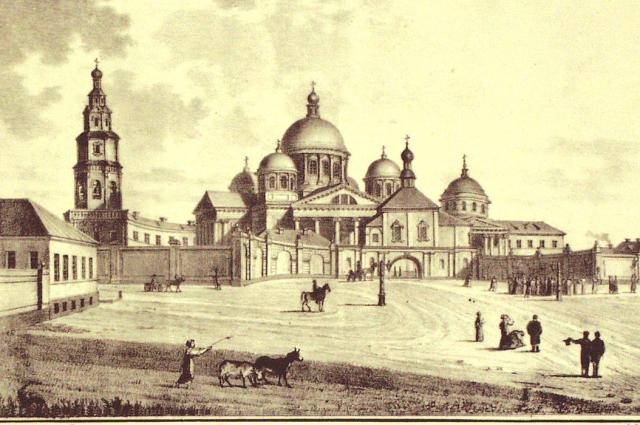 Казанский Богородицкий монастырь.