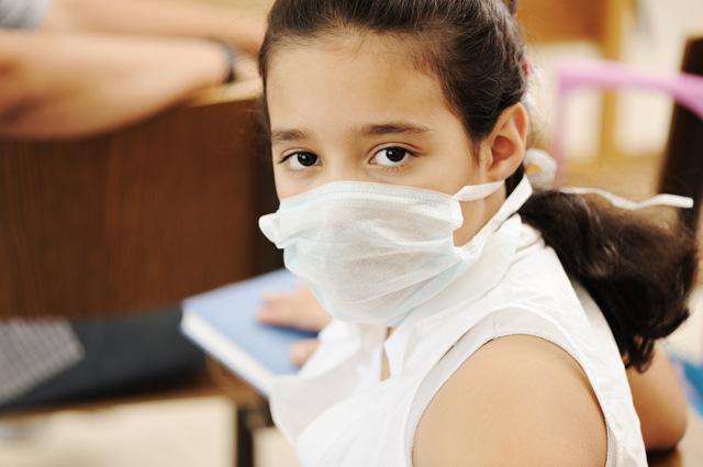 В Пензе от гриппа и ОРВИ страдают, в основном, дети.