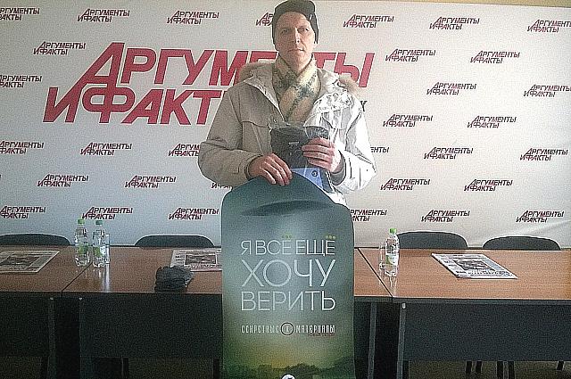 победитель Сергей Михайлов